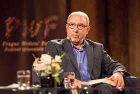 Mohammed Achaari, photo: Martina Klírová / Site officiel du Festival des écrivains