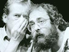 Václav Havel, Vladimír Hanzel, photo: Petr Mazanec