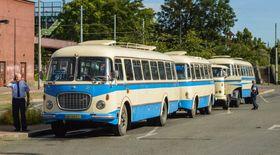 Škoda 706 RTO, foto: archivo de DPP