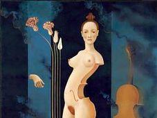 Lukáš Kándl : Le rêve érotique de Mme Guerneri del Gesù