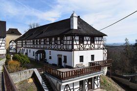 Château de Seeberg, photo: Vojtěch Ruschka