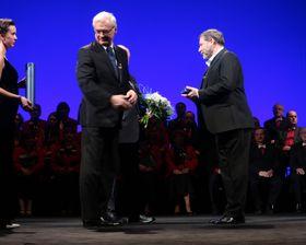 Tomáš Töpfer (rechts). Foto: Martina Schneibergová