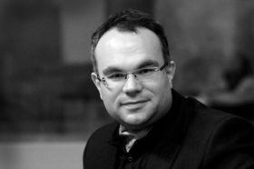 David Mareček, photo: Tomáš Vodňanský, ČRo