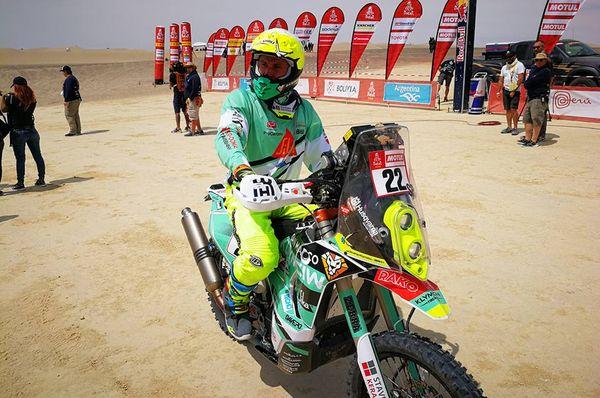 Ондржей Климчив, фото: PressService Klymčiw Racing