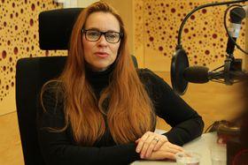 Sabina Slonková (Foto: Jan Bartoněk, Archiv des Tschechischen Rundfunks)