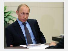Wladimir Putin (Foto: ČTK)