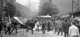 1968 (Foto: Archiv des Tschechischen Rundfunks)