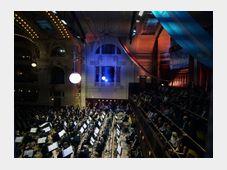 La 70e édition du festival « Le Printemps de Prague » (Pražské jaro), a été inaugurée par l'Orchestre symphonique de Hambourg, sous la baguette de Thomas Hengelbrock, photo: ČTK