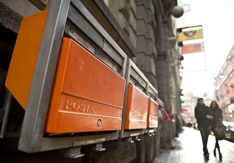 geburtstag in orange 200 jahre briefk sten in tschechien. Black Bedroom Furniture Sets. Home Design Ideas