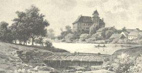 La ville de Rožmitál pod Třemšínem
