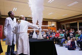 La Semaine des sciences et de la technologie, photo: Staša Kyselová