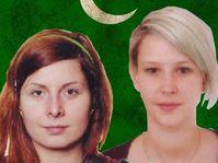 Hana Humpálová et Antonie Chrástecká, photo: Le profil de Facebook Hanka a Tonča domů