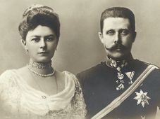 София Хотек и ее супруг ерцгерцог Франц-Фердинанд