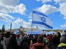 Marsch des guten Willens (Foto: Martina Schneibergová)