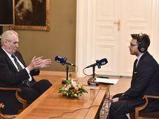 Милош Земан, Фото: Филип Яндоурек, Чешское радио