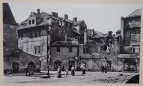 Assanierung in Prag (Foto: Jindřich Eckert, Martina Schneibergová)