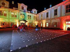 Schloss Loučeň (Foto: Schlossarchiv Loučeň)
