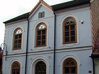 Synagoge in Hartmanice (Foto: Martina Schneibergová)