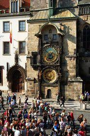 Reloj astronómico de Praga, foto: © City of Prague