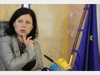 Věra Jourová, photo: ČTK