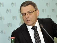 Министр иностранных дел Любомир Заоралек, Фото: Архив МИД ЧР