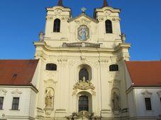 Kloster Rajhrad (Foto: Martina Schneibergová)