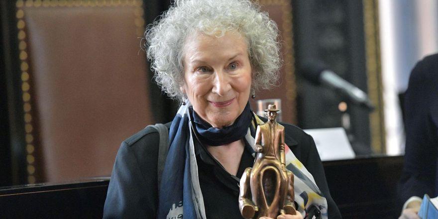 Margaret Atwood erhielt den Franz-Kafka-Preis (Foto: ČTK)