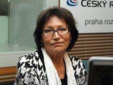 Marta Kubišová (Foto: Jan Sklenář, Archiv des Tschechischen Rundfunks)