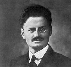 Лев Давидович Троцкий, фото: открытый источник