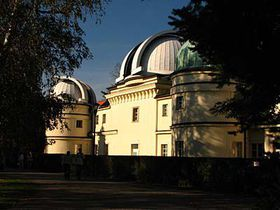 Штефаникова обсерватория, фото: Кристина Макова