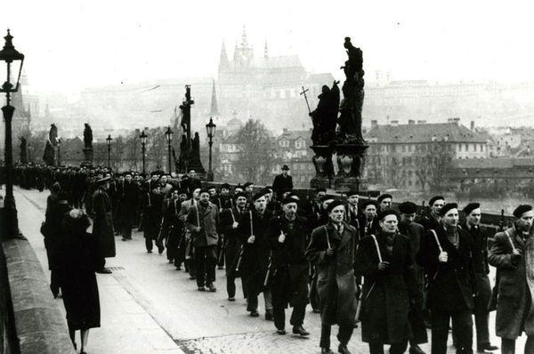 Volksmiliz (Foto: Archiv des Tschechischen Rundfunks)