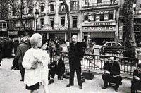 Xavier Miserachs, 'La Rambla'