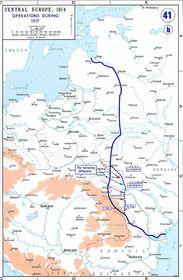 The Kerensky Offensive, source: Public Domain