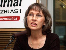 Konstantina Hlaváčková (Foto: Archiv des Tschechischen Rundfunks)