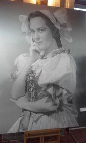 Jarmila Novotná vroli Mařenky, Prodaná nevěsta, foto: Magdalena Hrozínková