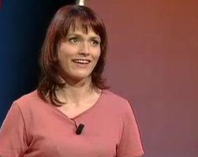 Gabriela Šarochová Nováková (Foto: Tschechisches Fernsehen)