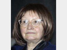 Eva Svankmajerova, photo: CTK