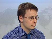 Martin Janičko, photo: ČT24
