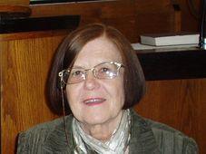 Jiřina Rybáčková, foto: archiv Radia Praha