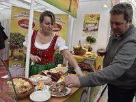 Nahrungsmittelmesse Salima (Foto: ČTK)