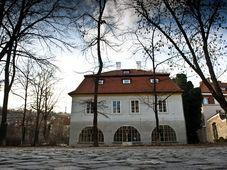 Werich-Villa (Foto: Filip Jandourek, Archiv des Tschechischen Rundfunks)