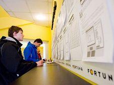 V sázkových kancelářích se sází i na výsledky voleb, foto: Filip Jandourek, archiv ČRo