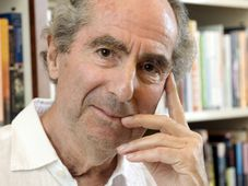Philip Roth in 2008, photo: ČTK/AP/Richard Drew