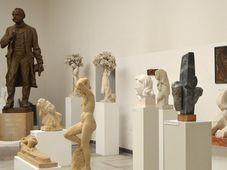 Средняя промышленная школа обработки камня и скульптуры в г. Горжице, Фото: Марта Гузман, Чешское радио - Радио Прага