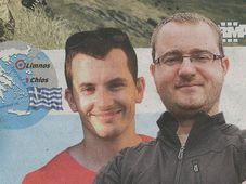 Martin Pezlar et Ivan Buchta, photo: Lidové noviny, 21. 11. 2012
