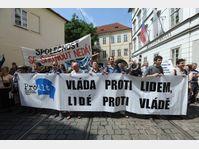 Streik - stávka (Foto: ČTK)