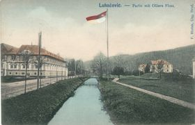 Luhačovice 1906 (Foto: Pavel Fric, Public Domain)