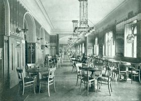 Café Louvre, foto: presentación oficial de Café Louvre