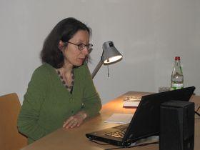 Ines Koeltzsch (Foto: Archiv des Tschechischen Zentrums München)