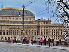 National Theatre in Prague, photo: VitVit CC BY-SA 4.0